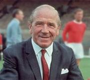 Sir Matt Busby - he hasn't got a statue outside the Theatre of Dreams for nothing.